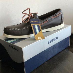Classic Sebago Docksides Boat Shoes